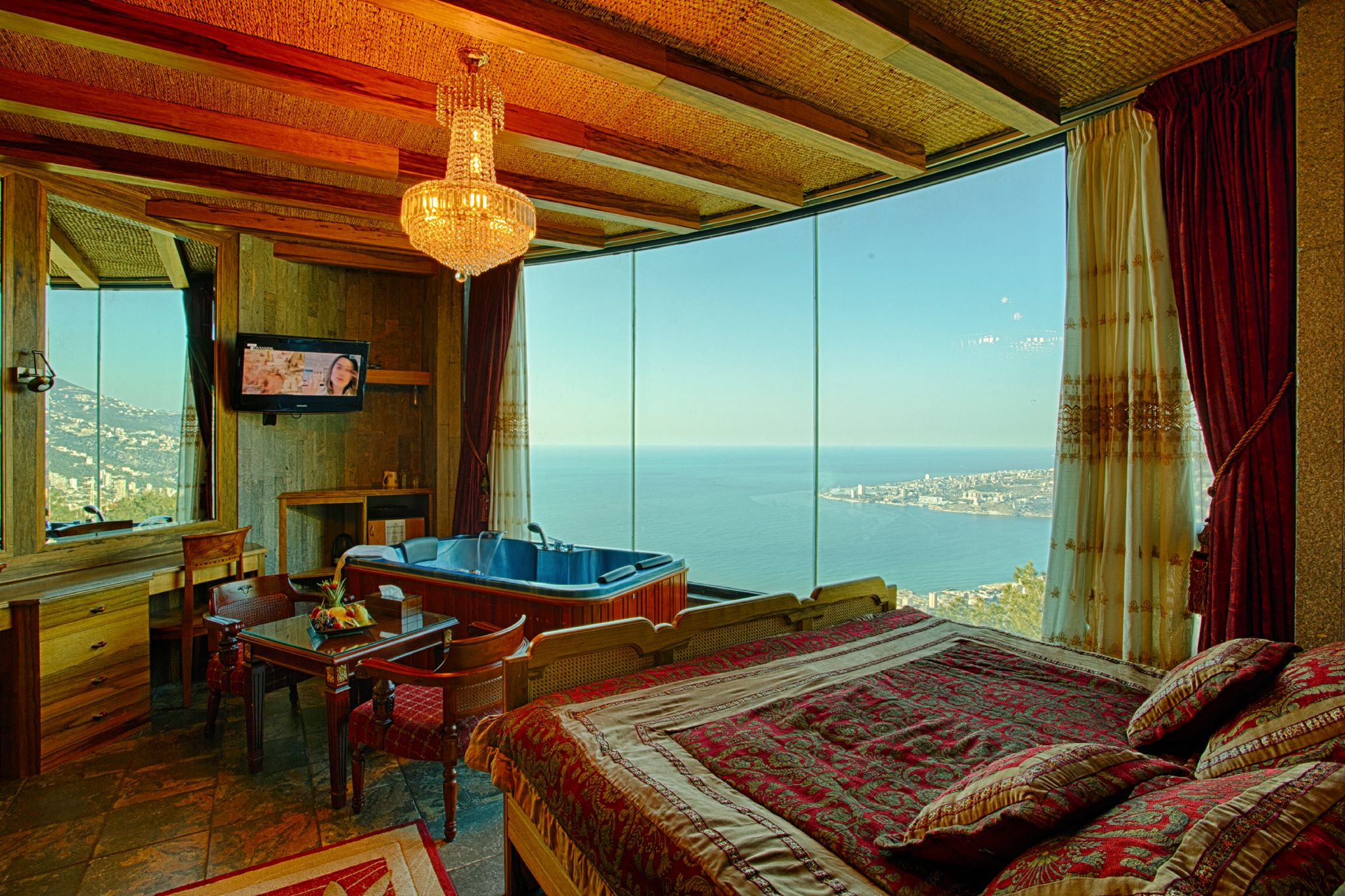 Bay Lodge Boutique Hotel Harissa Jounieh Lebanon Home